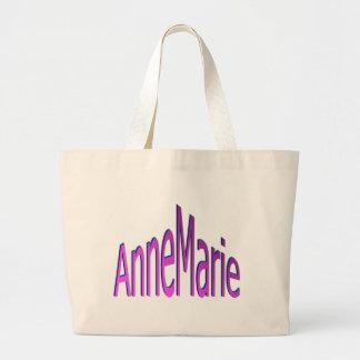 Annemarie Jumbo Tote Bag