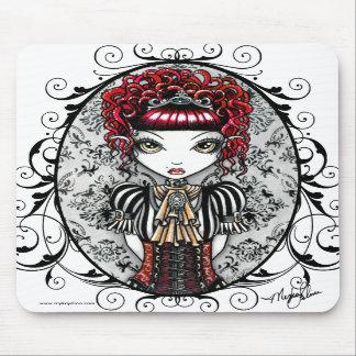 Annie Gothic Victorian Fae Mousepad
