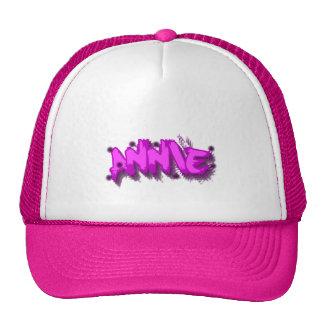 Annie Graffiti Trucker Hat