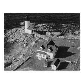 Annisquam Harbour Lighthouse Postcard