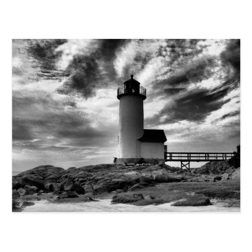 Annisquam Lighthouse-Postcard