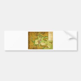 Anniv of Paul Revere's Ride jpg Bumper Stickers
