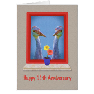 11th Wedding Anniversary Gifts - Shirts, Posters, Art, & more Gift ...