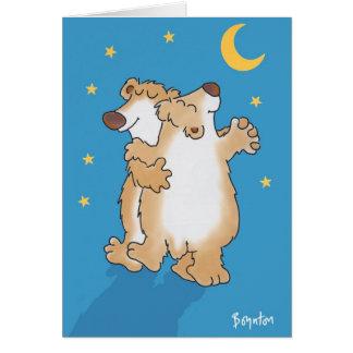 Anniversary Bears Greeting Card