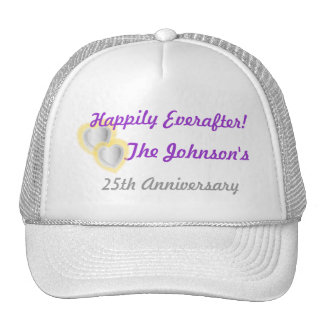 Anniversary Cap-Customize - Customized Hats
