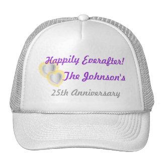Anniversary Cap-Customize - Customized Cap