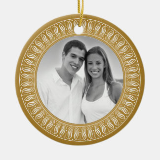 Anniversary Memento or Gift Christmas Ornament