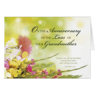Death Anniversary Cards Invitations Zazzle Co Uk