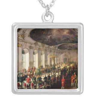 Anniversary of the Military Order of Maria Silver Plated Necklace