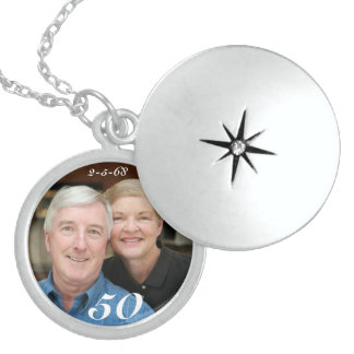 Anniversary Photo Locket