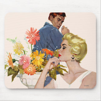 Anniversary Quarrel Mouse Mat