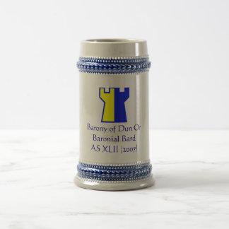 Anniversary XLII - Baronial Bard Beer Steins