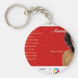 Annmarie_FtoF_CD400_r1zazzle promo Key Chains