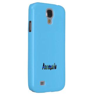 Annmarie Full Blue Samsung Galaxy s4 cover