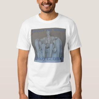 Anno_Globus-lincoln T-shirts