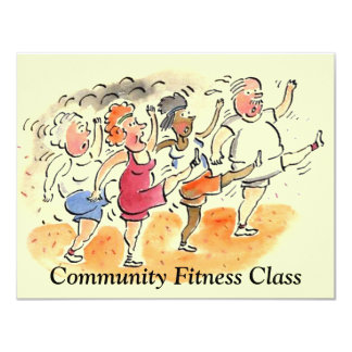 ANNOUNCEMENT ANNOUNCE FITNESS AEROBIC CLASSES