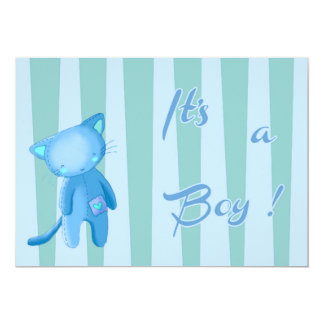 Announcement of birth It' S.A. Boy