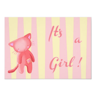 Announcement of birth It' S.A. Girl