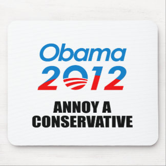 ANNOY A CONSERVATIVE MOUSE PAD