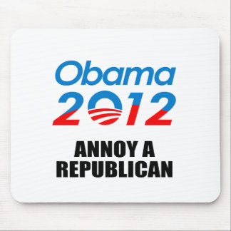ANNOY A REPUBLICAN MOUSE PAD