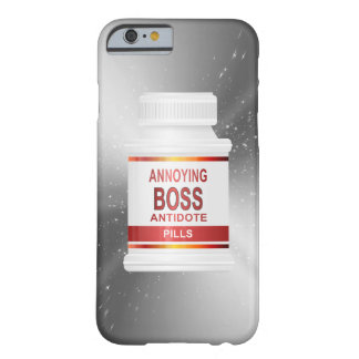 Annoying boss concept. barely there iPhone 6 case