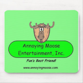 Annoying MoosePad Mouse Pad