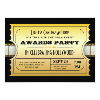 Golden Ticket Invitations & Announcements | Zazzle.co.uk