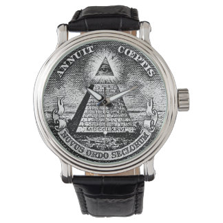 Annuit Coeptis Wristwatch