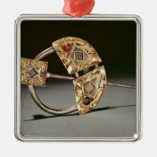 Annular brooch, Ardagh Hoard, Reerasta Christmas Ornament