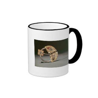 Annular brooch, Ardagh Hoard, Reerasta Ringer Mug