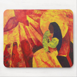 Annunciation 2011 mouse mat