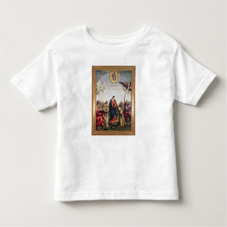 Annunciation and Saints, 1500 Toddler T-Shirt