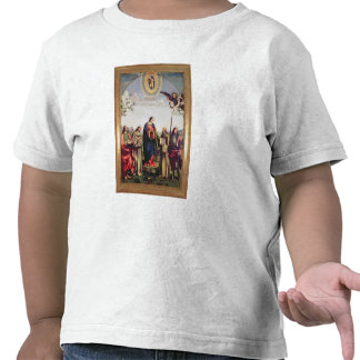 Annunciation and Saints, 1500 Tees