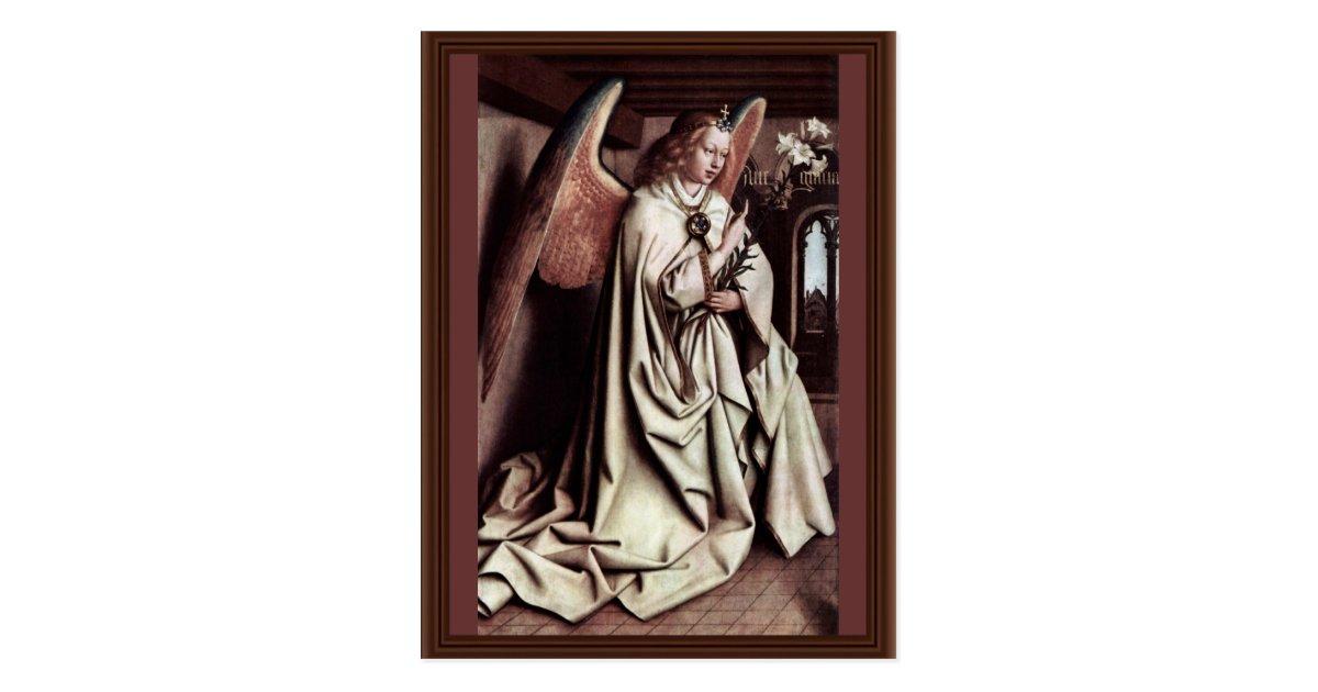 Van eyck annunciation