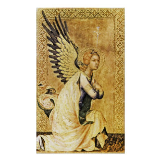 ANNUNCIATION ANGEL POSTERS