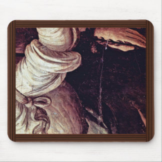 Annunciation  By Leonardo Da Vinci Mousepad