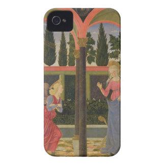 Annunciation, c.1457 (tempera on panel) Case-Mate iPhone 4 case