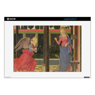 """Annunciation, c.1457 (tempera on panel) decals for 15"""" laptops"""