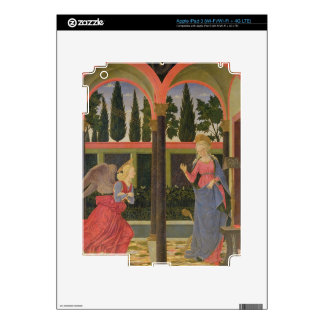 Annunciation, c.1457 (tempera on panel) decals for iPad 3