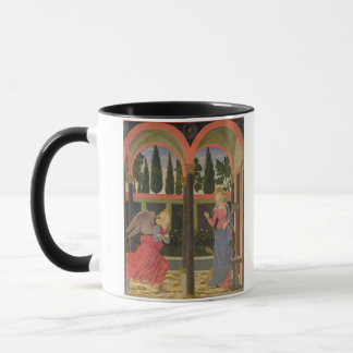 Annunciation, c.1457 (tempera on panel) mug
