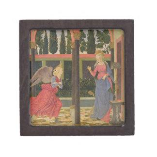Annunciation, c.1457 (tempera on panel) premium gift box