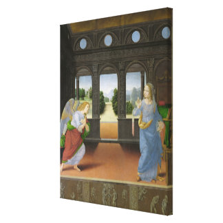 Annunciation Gallery Wrapped Canvas