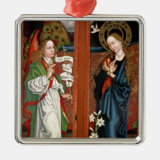 Annunciation Christmas Ornament