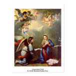 Annunciation Detail Postcard