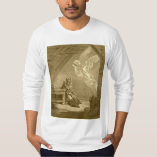 Annunciation of Blessed Virgin Mary Tee Shirt