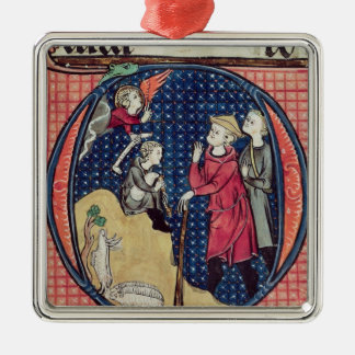 Annunciation to the Shepherds Christmas Ornament