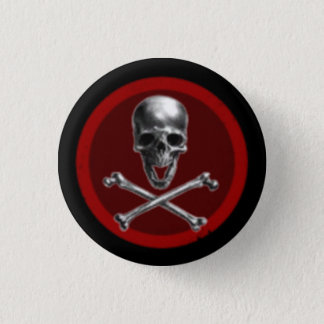 Anoikis Outlaws Small Button Badge