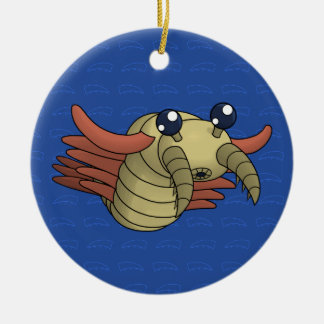 Anomalocaris (Two-Sided) Christmas Ornament
