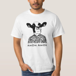 AnOn AmOs - Designer Cow T-shirts