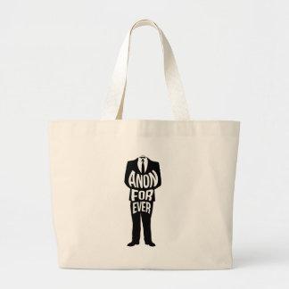 Anon Forever Jumbo Tote Bag